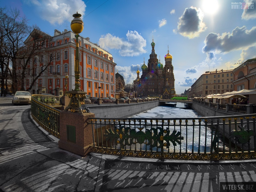 stedentrip moskou st petersburg