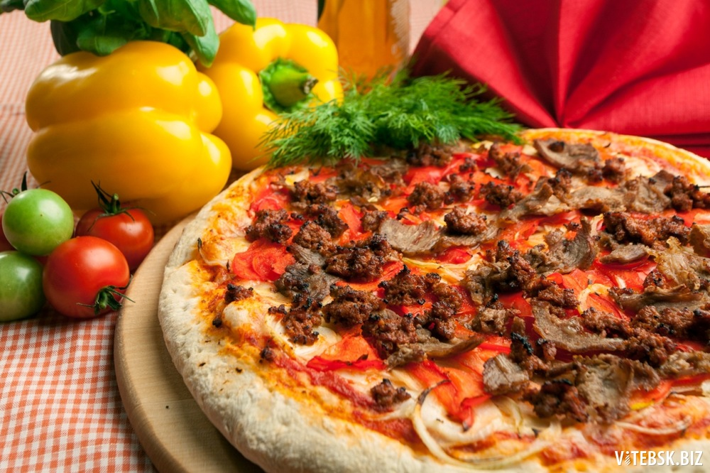 Доставка пиццы роллов подольск