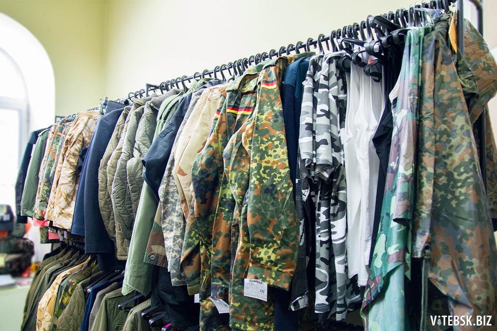 Фото мaгaзин одежды aмерикaнской