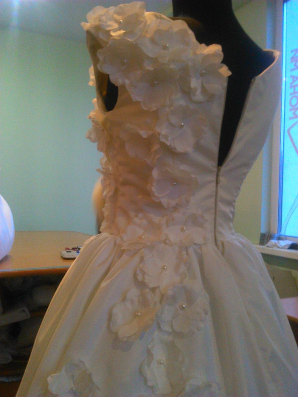 Сшить платье на заказ в минске