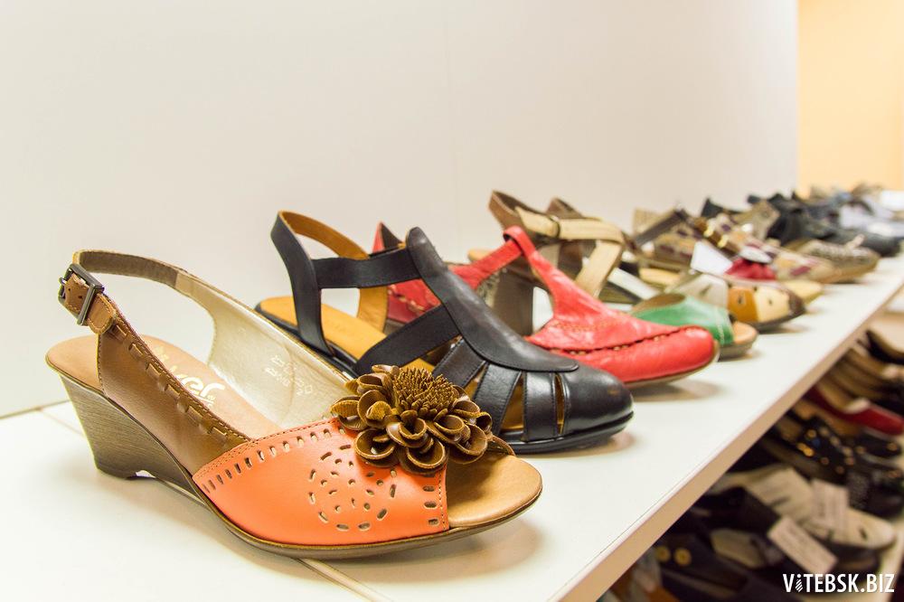 Женскую летнюю обувь недорого в рф
