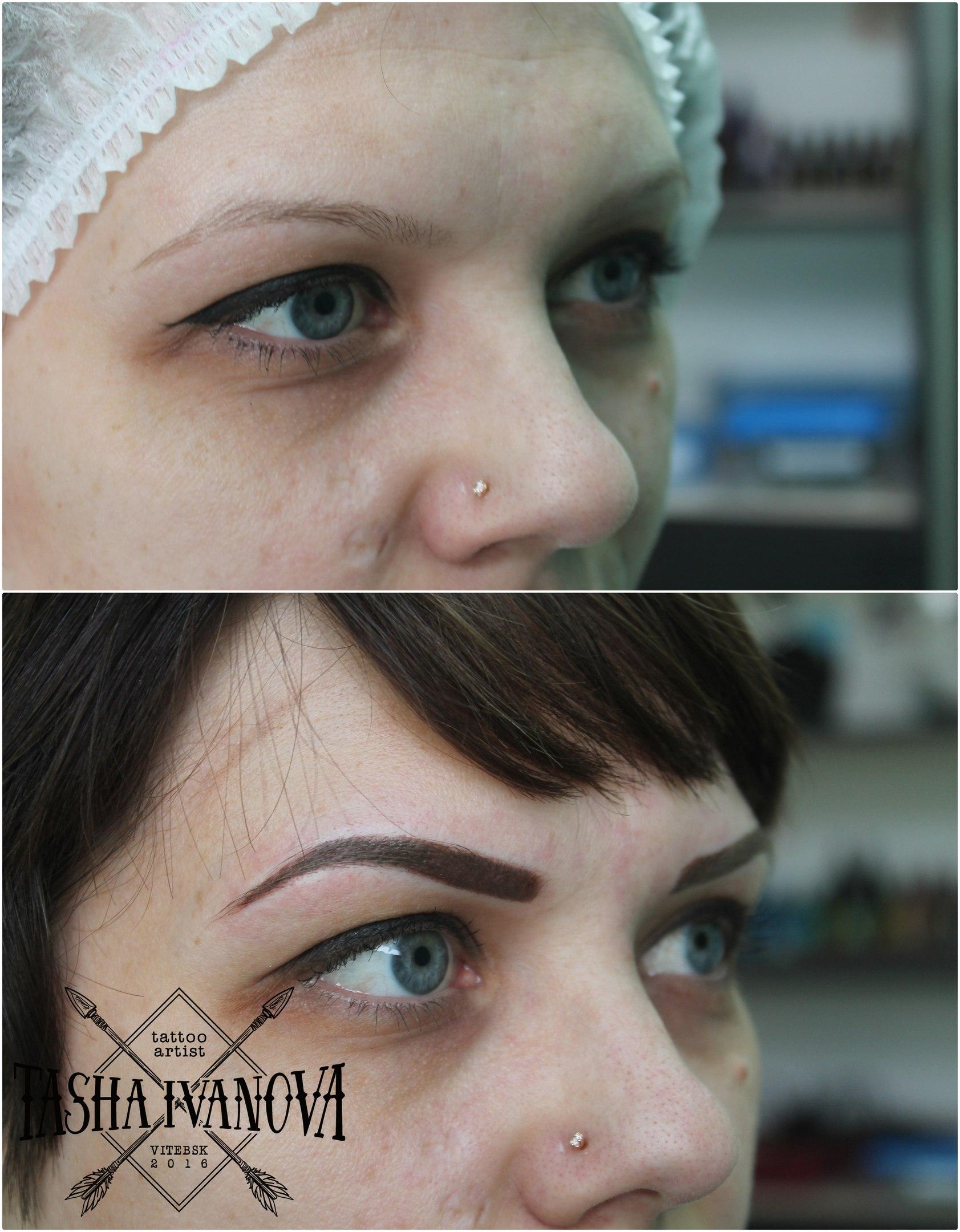 Отзывы о перманентном макияже в могилеве