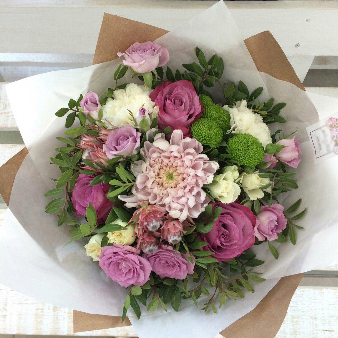 Цветы для выпускников