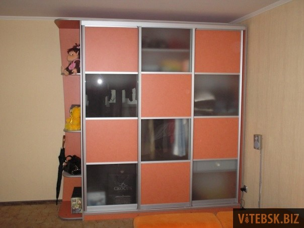 Фото: изготовим шкафы-купе по вашим пожеланиям. мебель для c.
