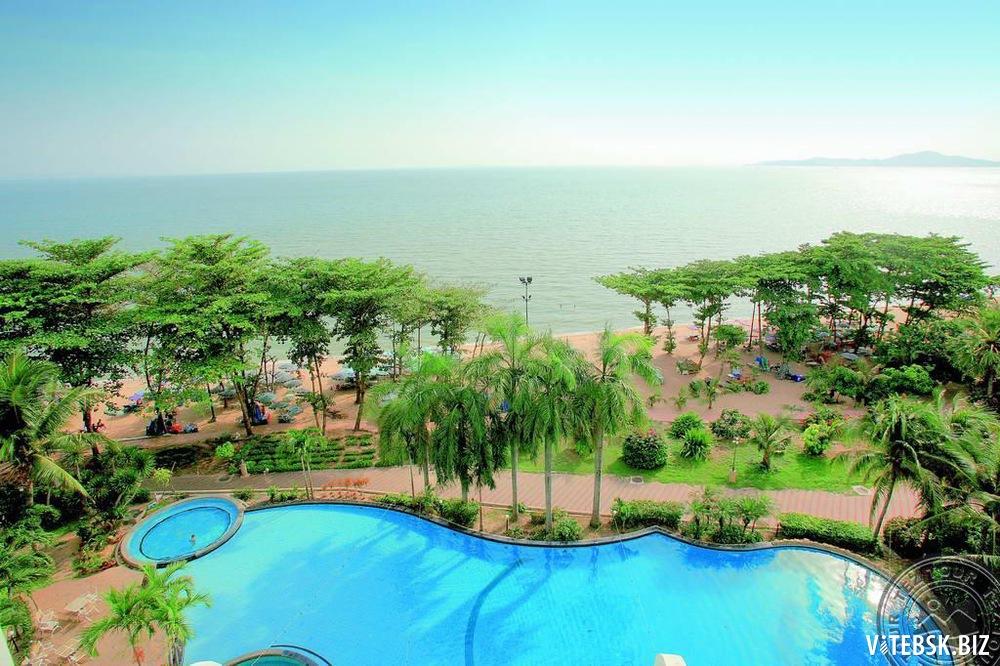 Море в тайланде паттайя