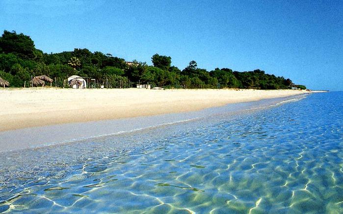Лучшие пляжи сардинии для отдыха с детьми