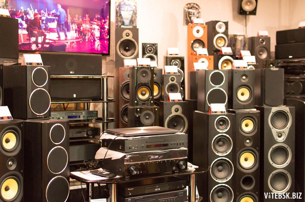 Магазин ретро аудио питер