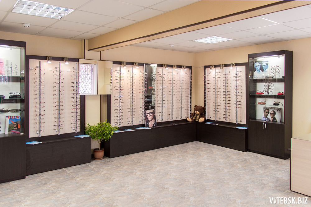 Магазин оптики Семейная оптика в Витебске bab3585bbe961