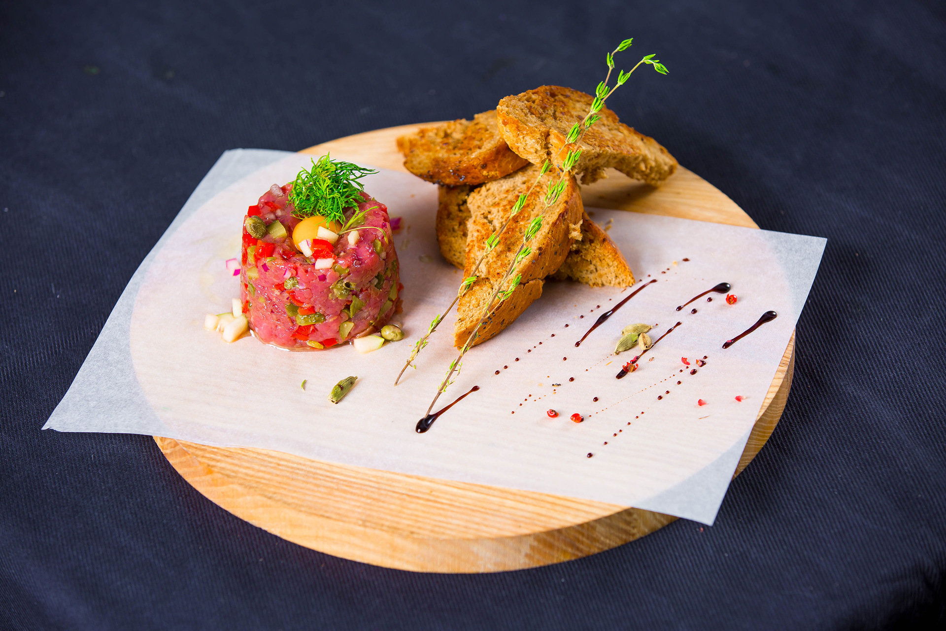 Новинки блюд в ресторанах с фото