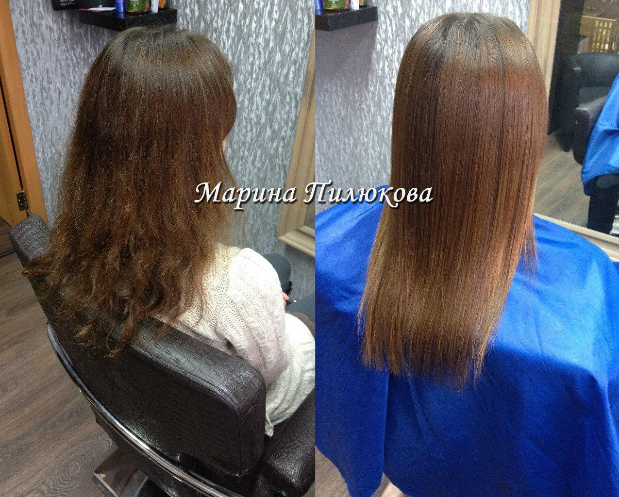 Средства для домашнего ухода за волосами после