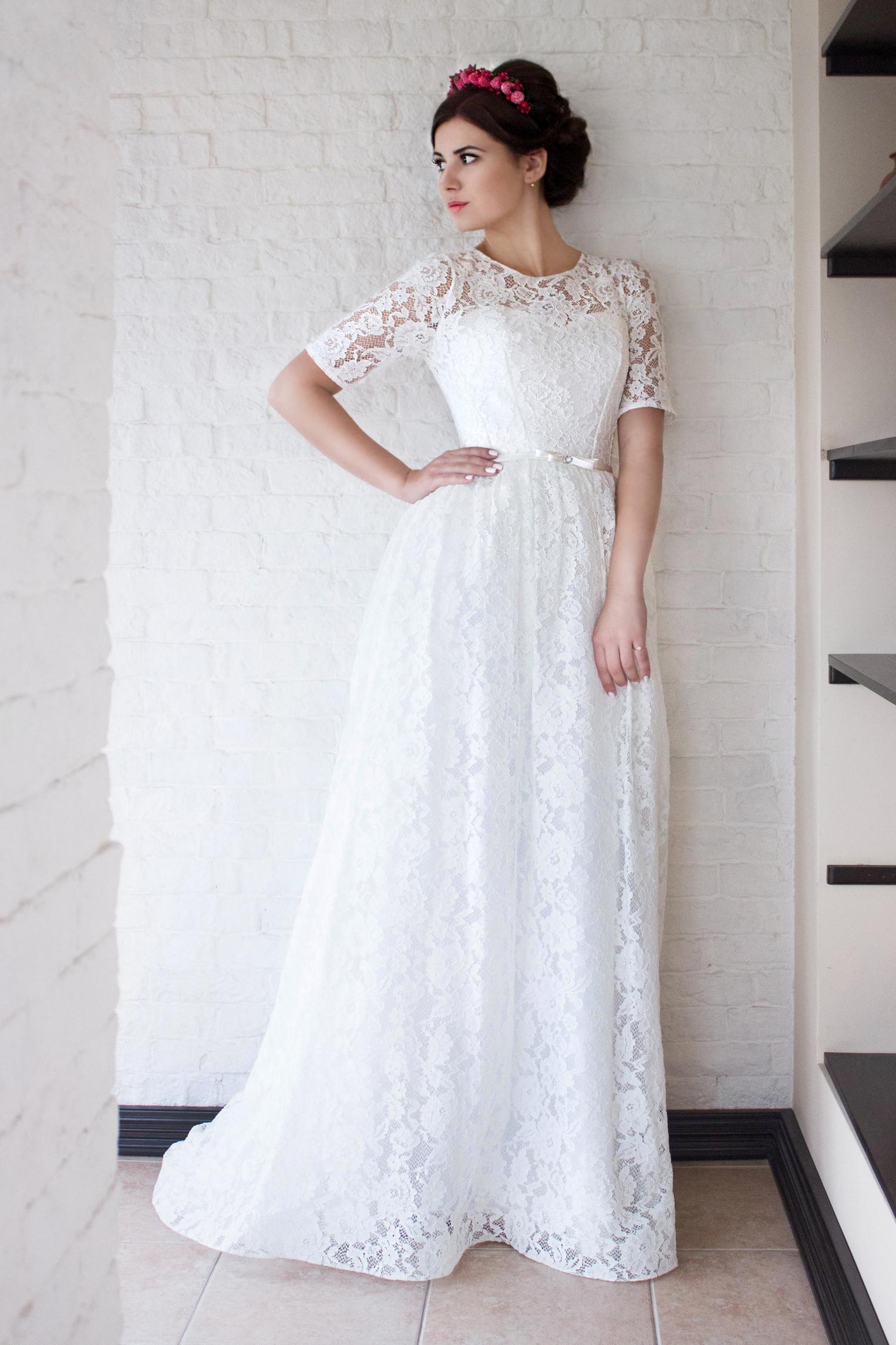 Вечерние свадебные платья в витебске