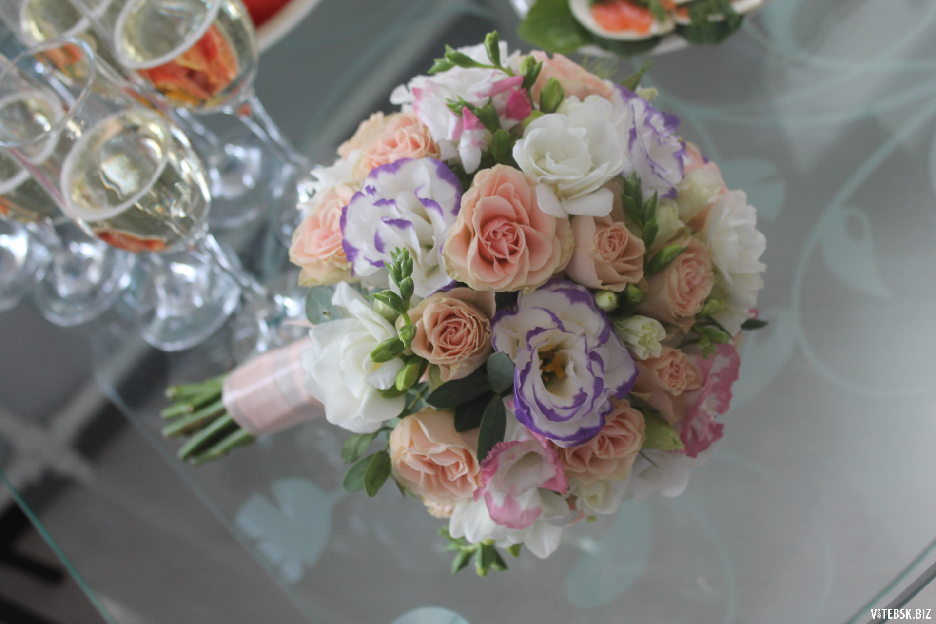Заказать букет цветов на дом в витебске