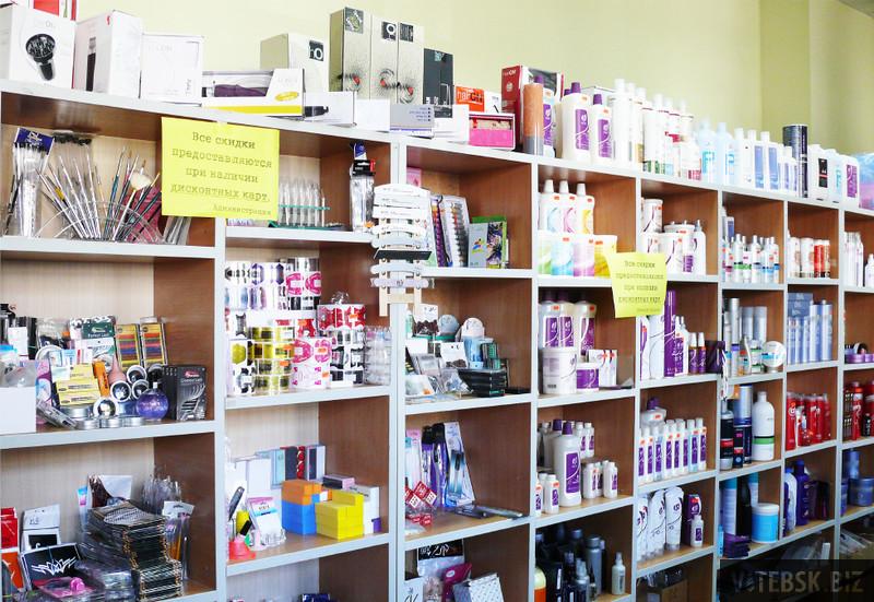 Магазин профессиональной косметики в витебске