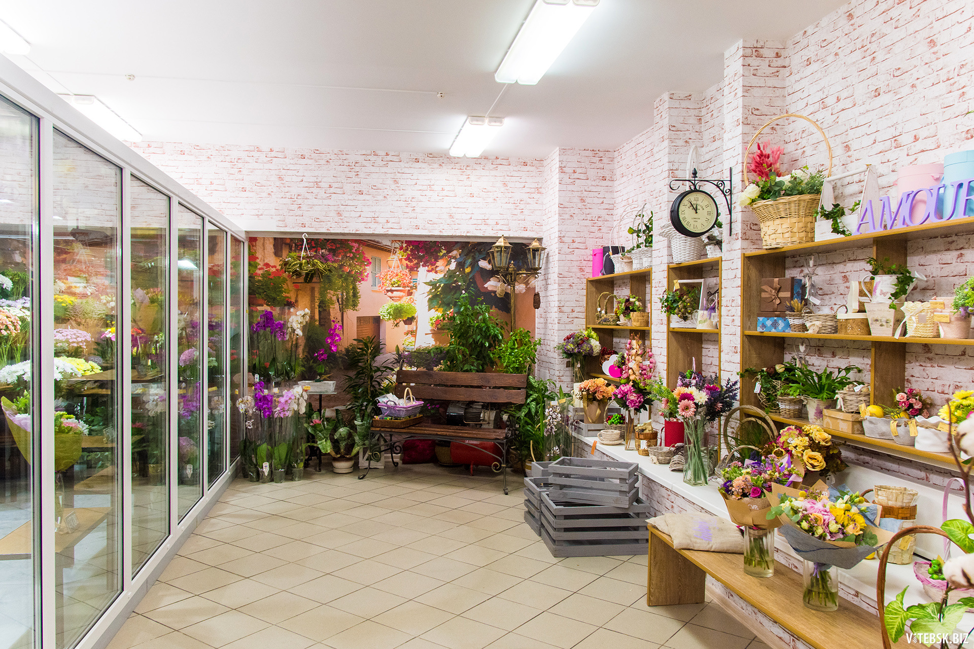 Интернет магазин подарков и цветов для сад