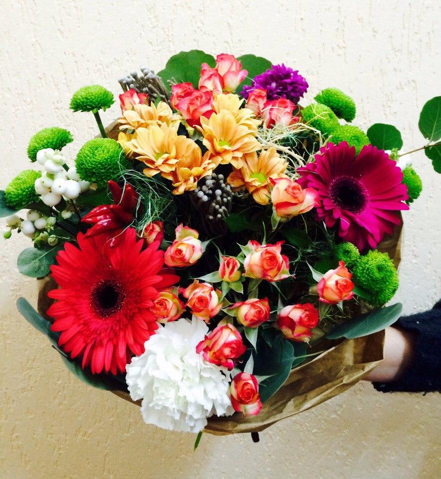 фото цветов букетов на хорошего настроения окончании установки