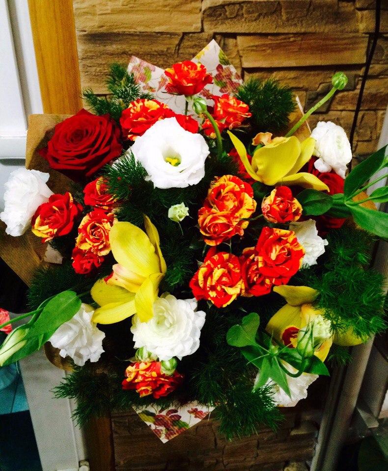 Магазин цветы, заказать букет цветов на дом в витебске