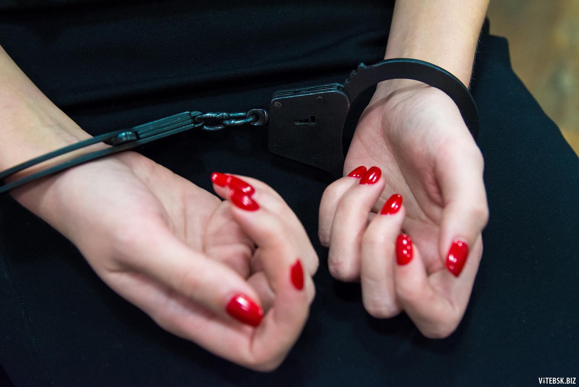 Жительница Днепра в центре города пыталась украсть косметику