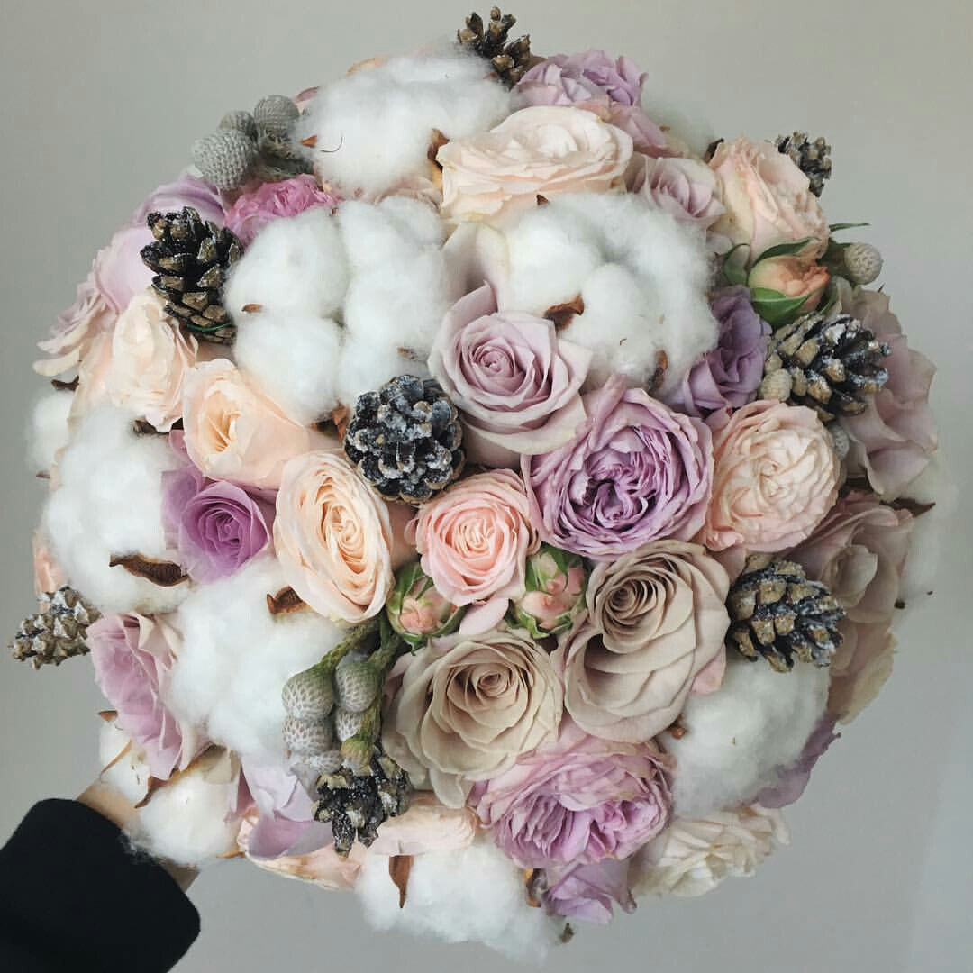 Цветов, букеты невесты в витебске