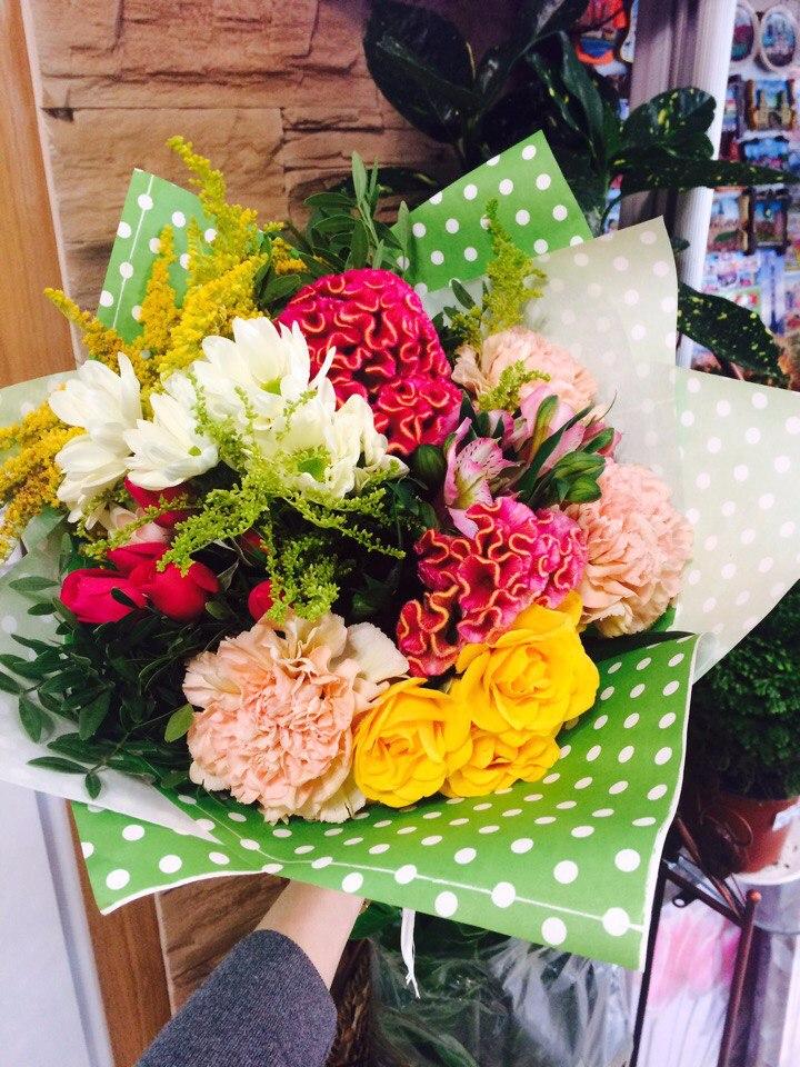 Фото дома цветов