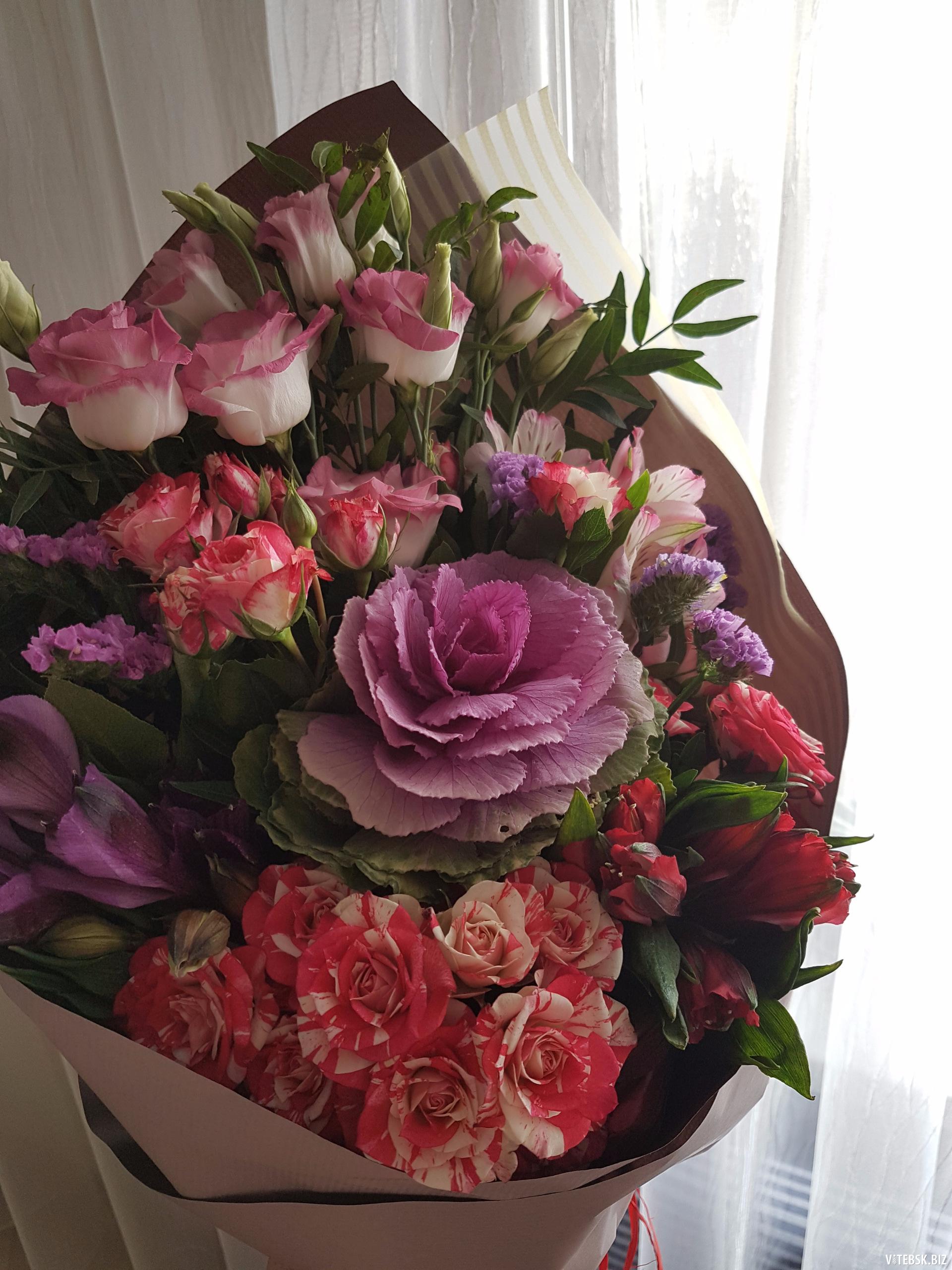 Букет цветов фото в домашних