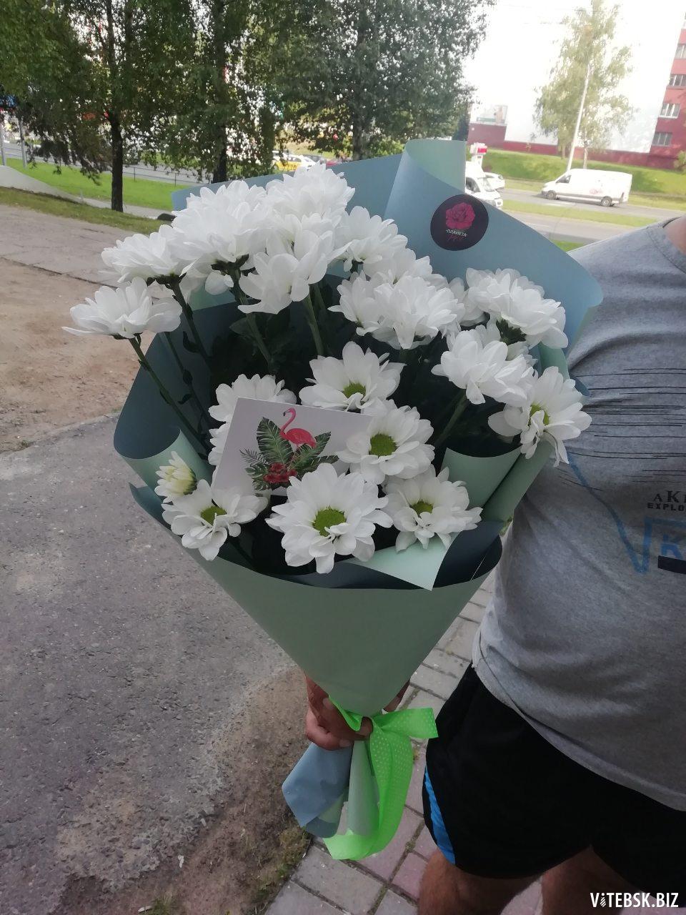 Доставка цветов в витебске