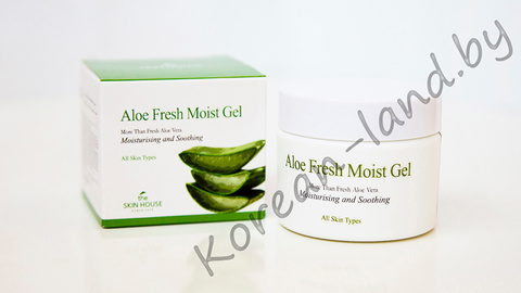 Крем для лица The Skin House Aloe Fresh Moist Cream 50 мл