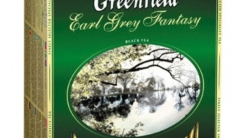 Чай GREENFIELD Earl Grey Fantasy 100*2 г черный