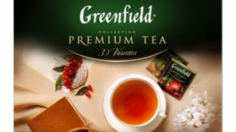 Чай GREENFIELD Premium tea collection 30 varieties 120*2 г (картон)