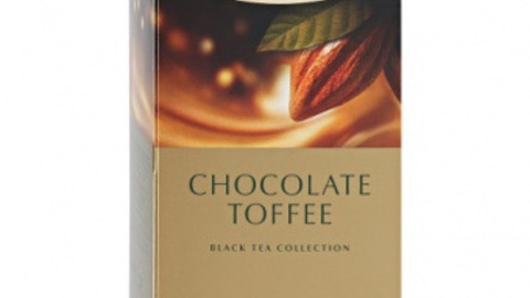 Чай GREENFIELD Chocolate Toffee 25*1,5 г черный