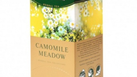 Чай GREENFIELD Camomile Meadow 25*1,5 г травяной