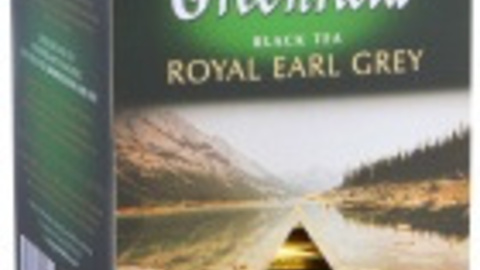 Чай GREENFIELD Royal Earl Grey 20*2 г черный