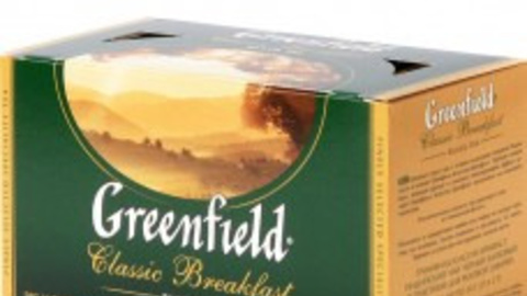 Чай GREENFIELD Classic Breakfast 25*2 г черный
