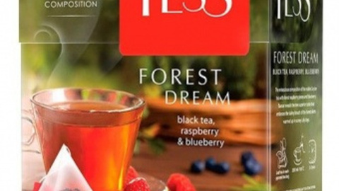 Чай TESS Forest Dream 20*1,8 г черный